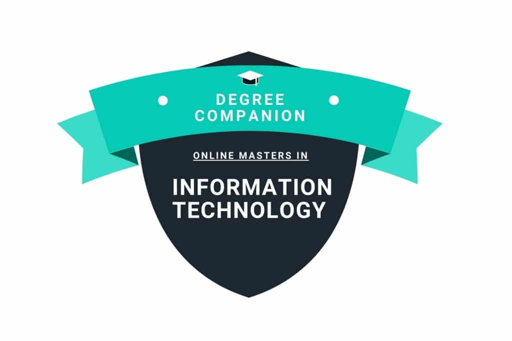 online masters in information technology