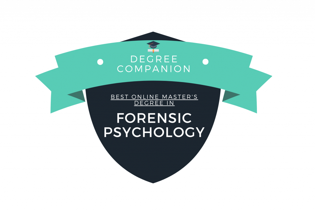 online masters degree in forensic psychology